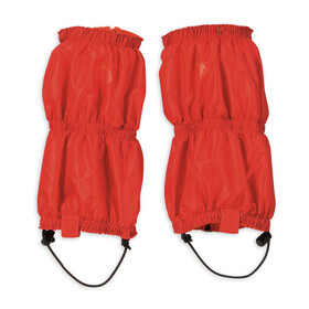 Tatonka Gaiter Ripstop short light - Guêtres - rouge